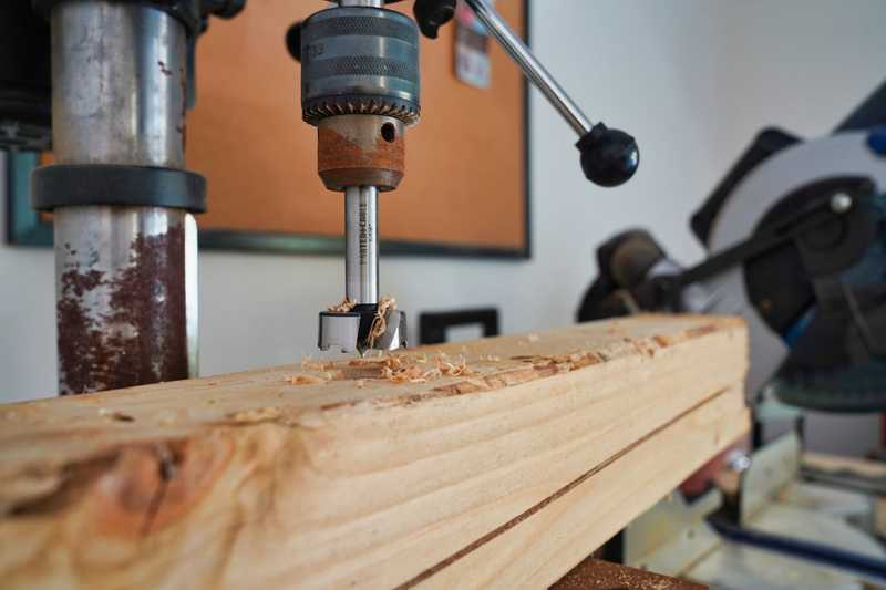 Best Drill Press For Home Woodworking Shop